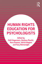 Human Rights Education for Psychologists -  1st Edition book cover
