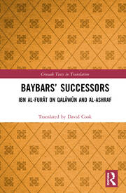 Baybars' Successors -  1st Edition book cover