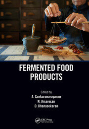 Fermented Food Products - 1st Edition book cover