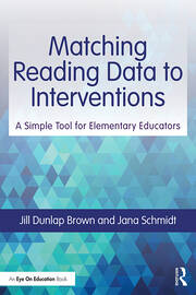 Matching Reading Data to Interventions - 1st Edition book cover