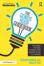 The Genius Hour Guidebook -  2nd Edition book cover