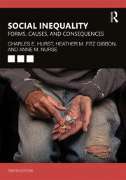 Social Inequality : Forms, Causes, and Consequences - 10th Edition book cover