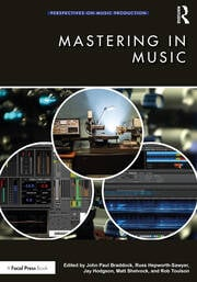 Mastering in Music - 1st Edition book cover
