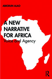 A New Narrative for Africa - 1st Edition book cover