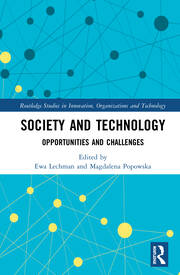 Society and Technology -  1st Edition book cover