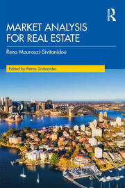 Market Analysis for Real Estate - 1st Edition book cover