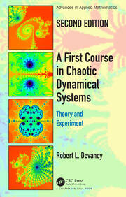 A First Course In Chaotic Dynamical Systems - 2nd Edition book cover