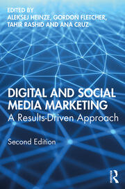 Digital and Social Media Marketing - 2nd Edition book cover