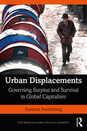 Urban Displacements - 1st Edition book cover