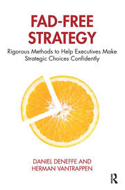 Fad-Free Strategy - 1st Edition book cover