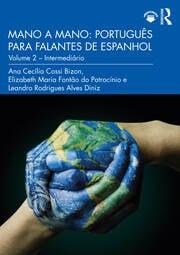 Mano a Mano: Português para Falantes de Espanhol - 1st Edition book cover