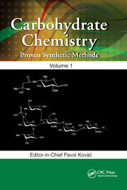 Carbohydrate Chemistry - 1st Edition book cover