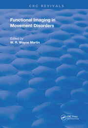 Functional Imaging in Movement Disorders -  1st Edition book cover