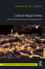 Cultural Mega-Events -  1st Edition book cover