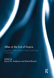 Allies at the End of Empire - 1st Edition book cover