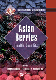 Asian Berries - 1st Edition book cover