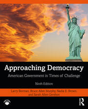 Approaching Democracy - 9th Edition book cover