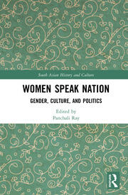 Women Speak Nation : Gender, Culture, and Politics - 1st Edition book cover