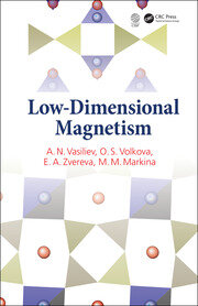 Low-Dimensional Magnetism - 1st Edition book cover