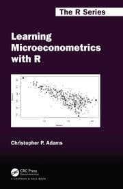 Learning Microeconometrics with R - 1st Edition book cover