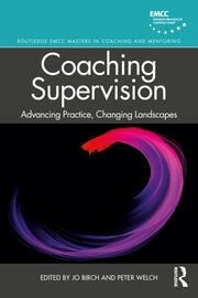 Coaching Supervision - 1st Edition book cover