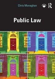 Public Law - 1st Edition book cover