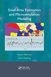 Small Area Estimation and Microsimulation Modeling - 1st Edition book cover
