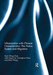 Urbanization with Chinese Characteristics: The Hukou System and Migration - 1st Edition book cover