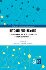 Bitcoin and Beyond - 1st Edition book cover