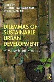 Dilemmas of Sustainable Urban Development - 1st Edition book cover