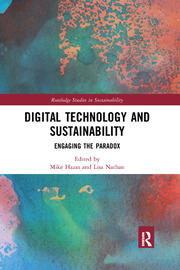 Digital Technology and Sustainability - 1st Edition book cover