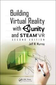 Building Virtual Reality with Unity and SteamVR - 2nd Edition book cover