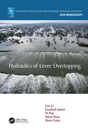 Hydraulics of Levee Overtopping - 1st Edition book cover