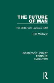 The Future of Man - 1st Edition book cover