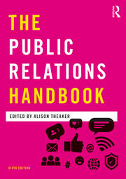 The Public Relations Handbook - 6th Edition book cover