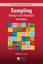 Sampling - 3rd Edition book cover