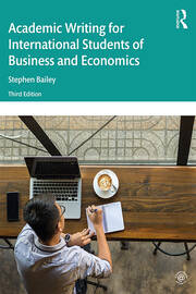 Academic Writing for International Students of Business and Economics - 3rd Edition book cover