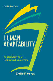 Human Adaptability, Student Economy Edition - 3rd Edition book cover