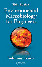 Environmental Microbiology for Engineers - 3rd Edition book cover