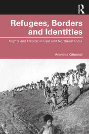 Refugees, Borders and Identities - 1st Edition book cover