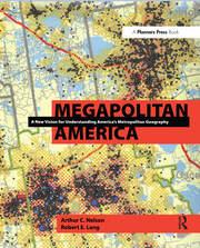 Megapolitan America - 1st Edition book cover