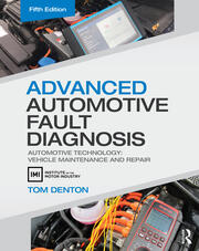 Advanced Automotive Fault Diagnosis - 5th Edition book cover