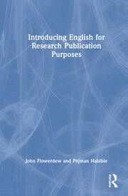 Introducing English for Research Publication Purposes - 1st Edition book cover