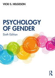Psychology of Gender -  6th Edition book cover