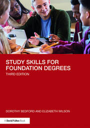 Study Skills for Foundation Degrees - 3rd Edition book cover