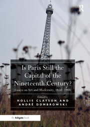 Is Paris Still the Capital of the Nineteenth Century? - 1st Edition book cover