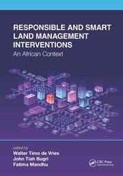 Responsible and Smart Land Management Interventions - 1st Edition book cover
