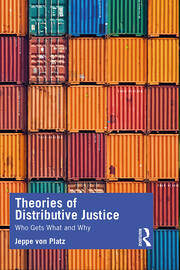 Theories of Distributive Justice - 1st Edition book cover
