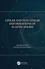 Linear and Non-Linear Deformations of Elastic Solids - 1st Edition book cover