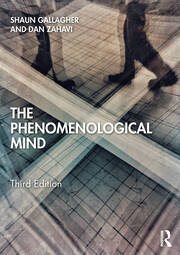 The Phenomenological Mind - 3rd Edition book cover